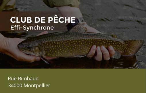 Créer un badge à partir du modèle 'Club de pêche